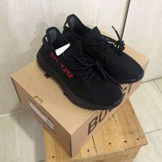 (Best Seller) Adidas Yeezy Boost 350 V2 Bred