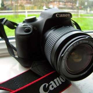 Canon EOS 1200D DSLR Camera 18MP