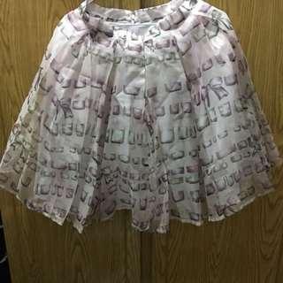 🚚 寶石粉色紗裙