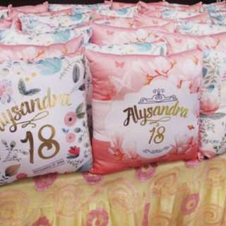 Pillow Party Giveaways