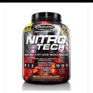 MuscleTech Performance Series NITRO-TECH (4lb)