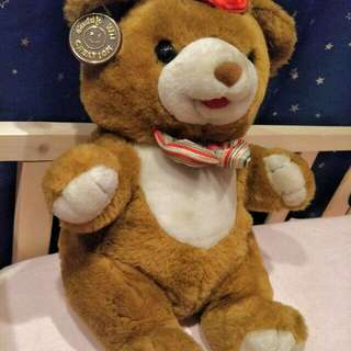 Vintage Teddy Bear #CNY88