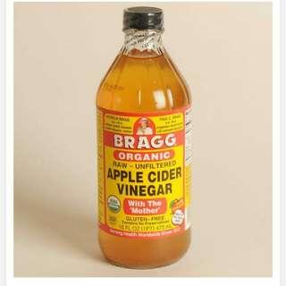 Cuka apel-bragg apple cider vinegar