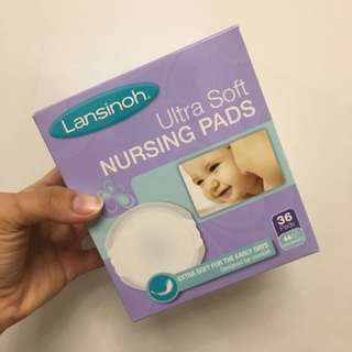 Lansinoh Ultra Soft Nursing Pads