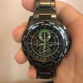 Seiko Chronography Watch