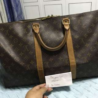 LV authentic Traveling Bag