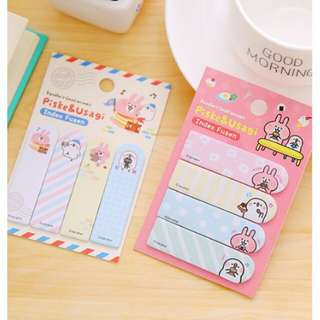 [Fast deal clearance] Kanahei Page Marker -Post It