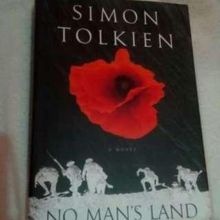 NO MAN'S ISLAND- SIMON TOLKIEN