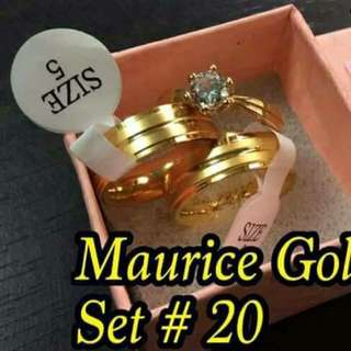 Maurice gold