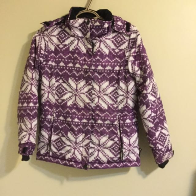 2 jackets selling for $30 great condition