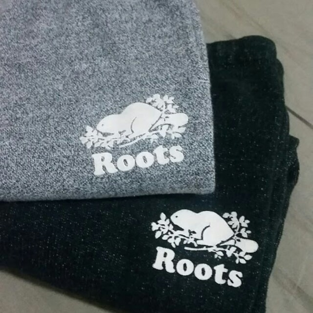 2 Pairs of Roots Sweatpants