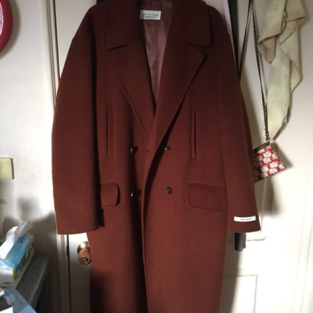 (急售)羊毛大衣%80特價到明天晚上2800