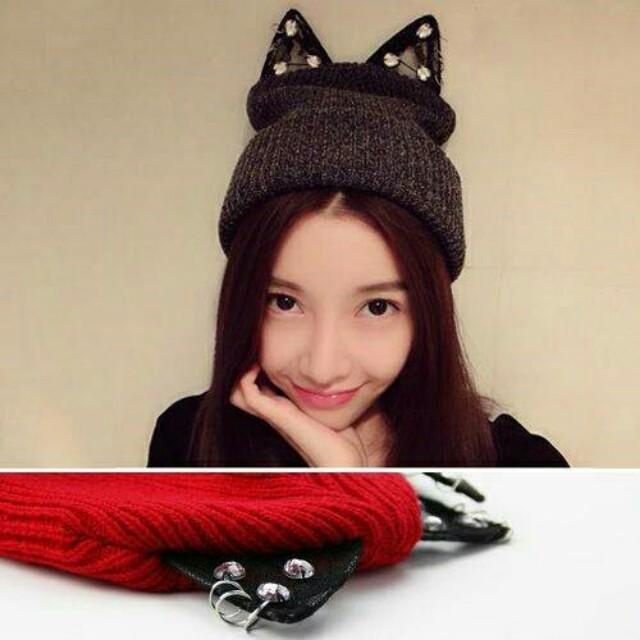 貓咪造型帽