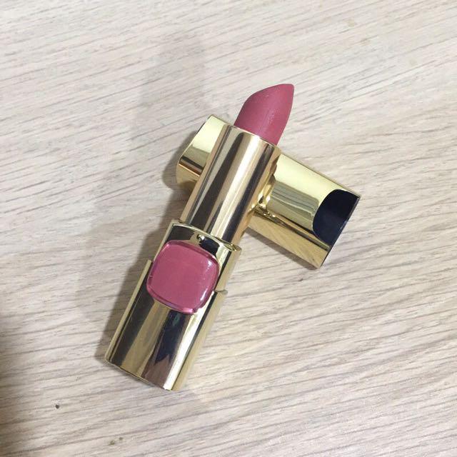 巴黎萊雅唇色訂製唇膏 CR402 仙女散花 口紅 唇膏