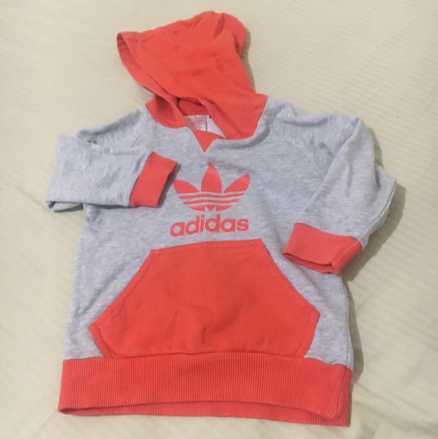 Adidas Flack Jacket/hoodie (2yo)