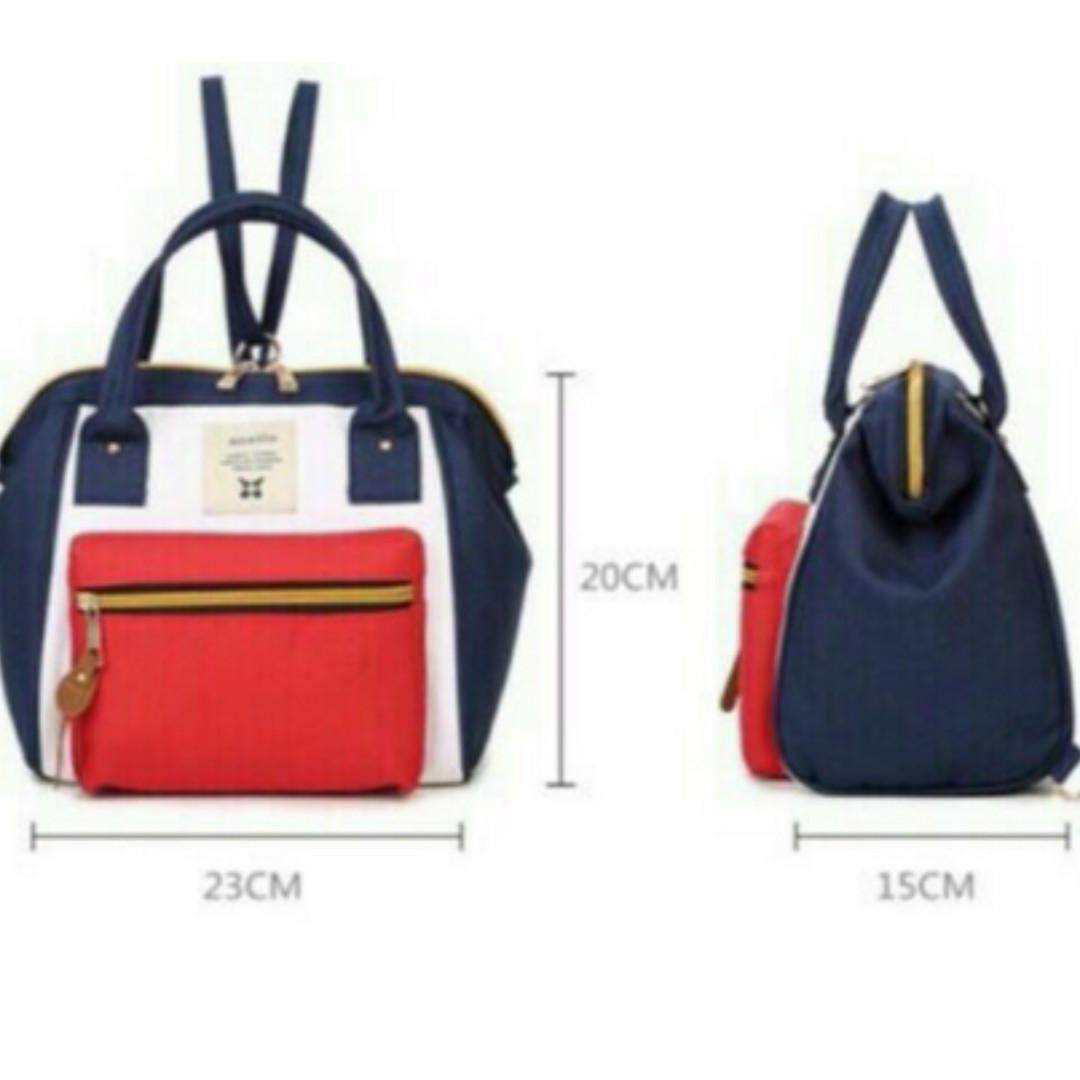Anello 3 Way Backpack Small Shoulder Bag