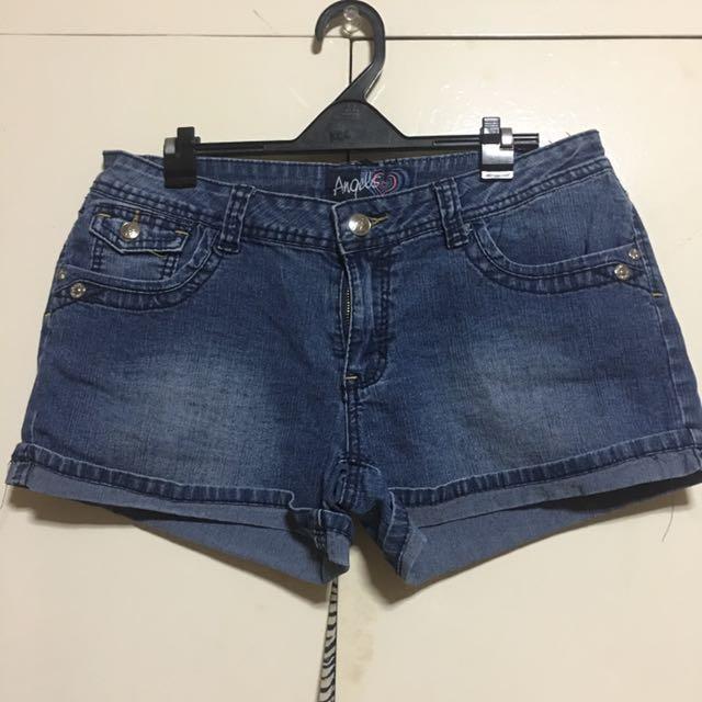 Angels Denim Shorts 13/XL/32in