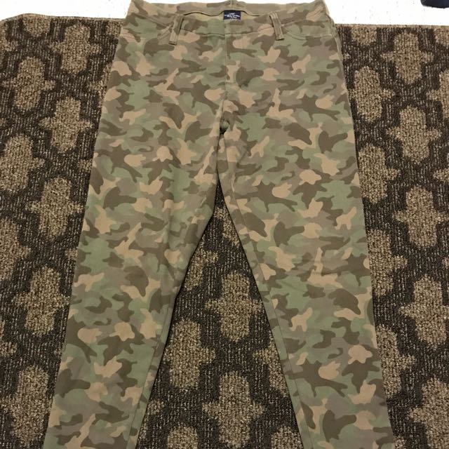 Army Jeggings