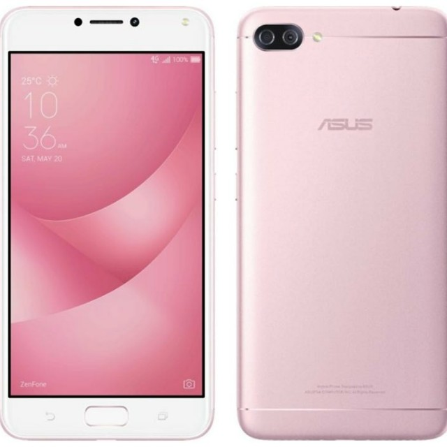 Asus Zenfone 4max Pro (Rose Gold)