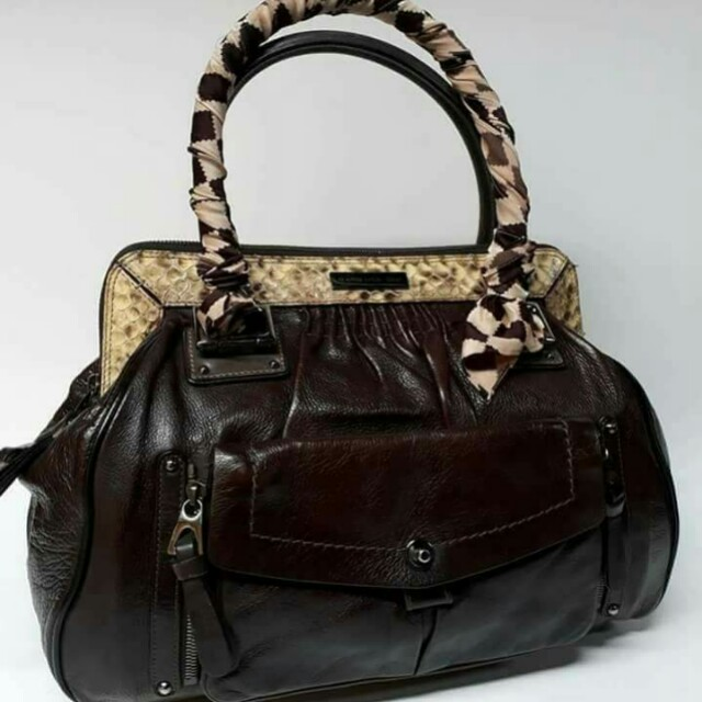 Authentic Barbara Bui Leather bag