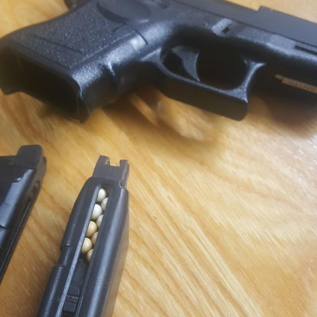 BB瓦斯槍 G26