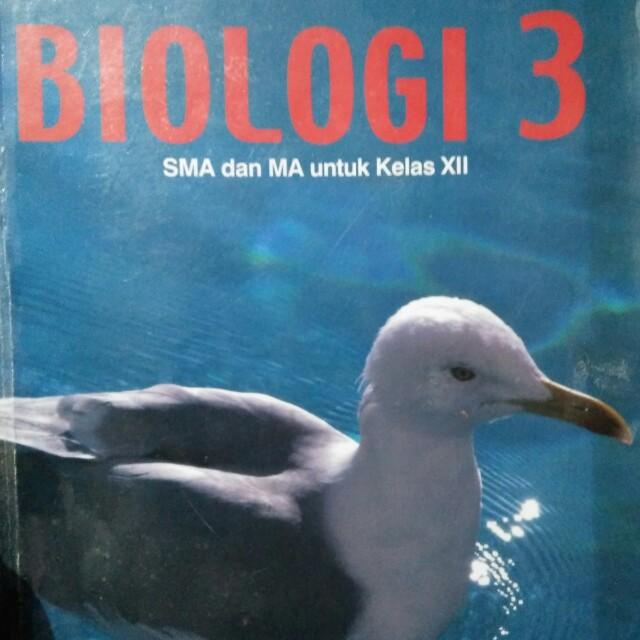 BIOLOGI KELAS 12 SMA ESIS