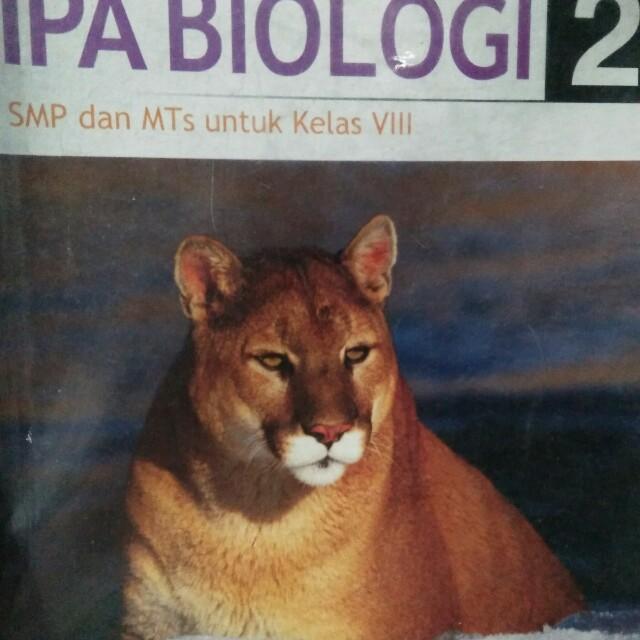 BIOLOGI KELAS 8 SMP BUKU ESIS