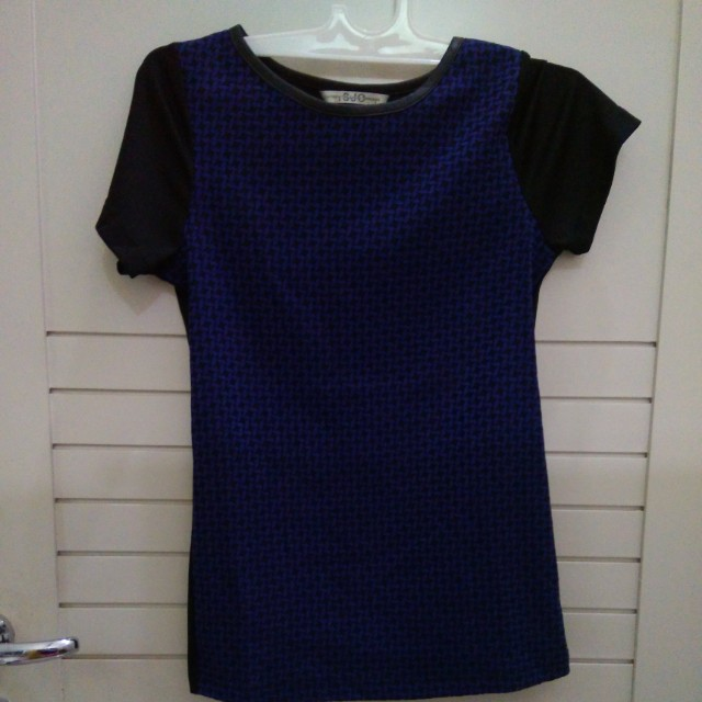 Blue navy shirt