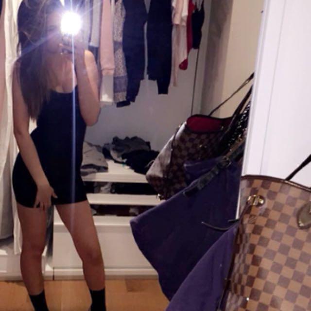 Body con Black dress