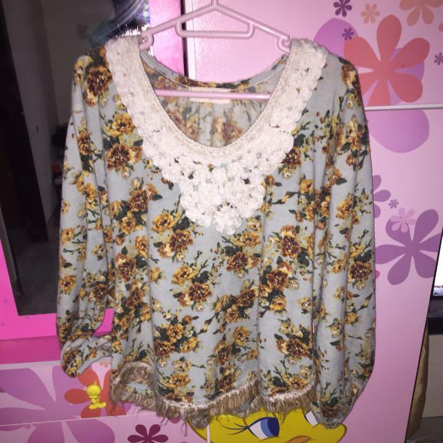 Bohemian Sweater