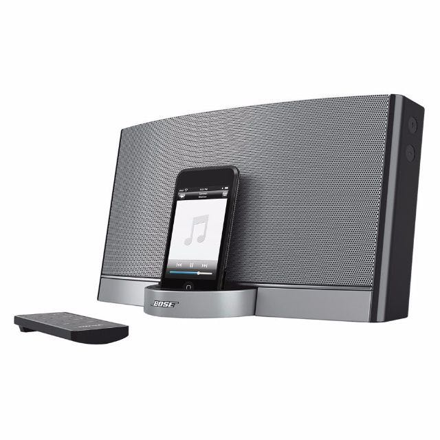 Bose® SoundDock Portable 30-Pin iPod/iPhone Speaker Dock