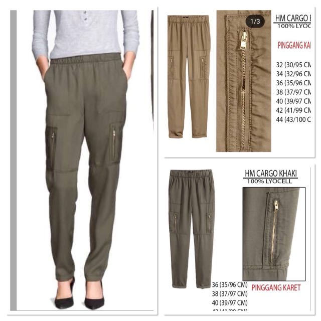 Branded HM Cargo Pants