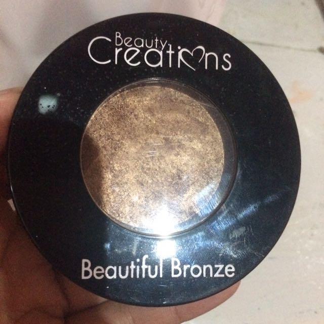 Bronzer beauty creations