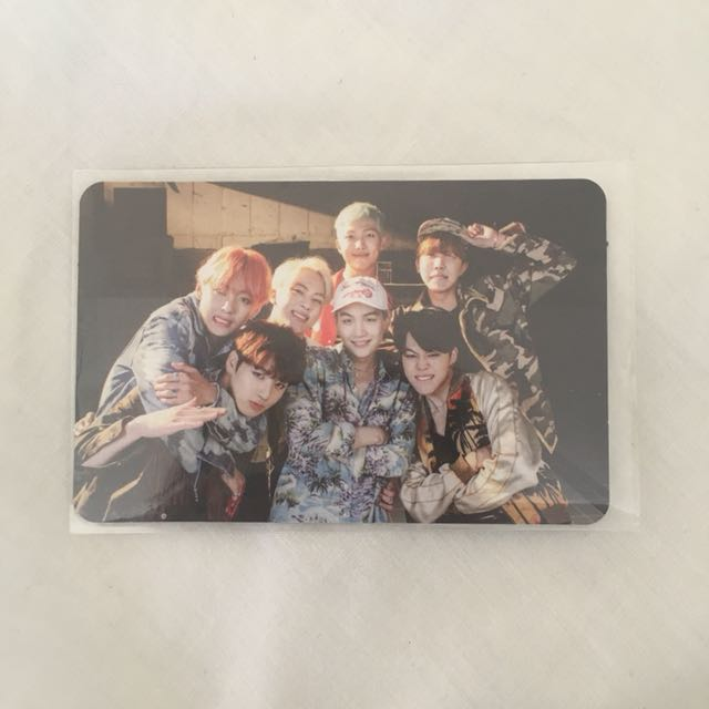 BTS Memories of 2016 FIRE Group PC