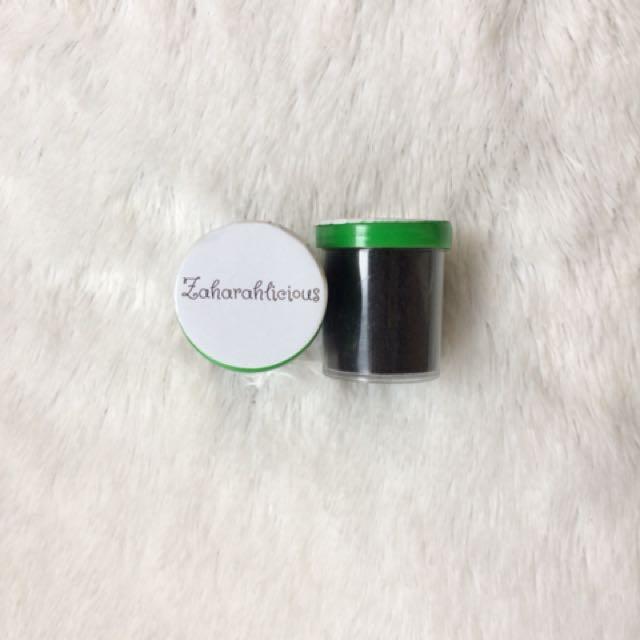 Charcoal Powder in jar 10gr