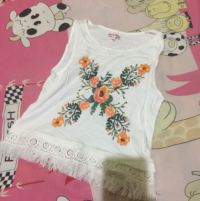 Colorbox tank top