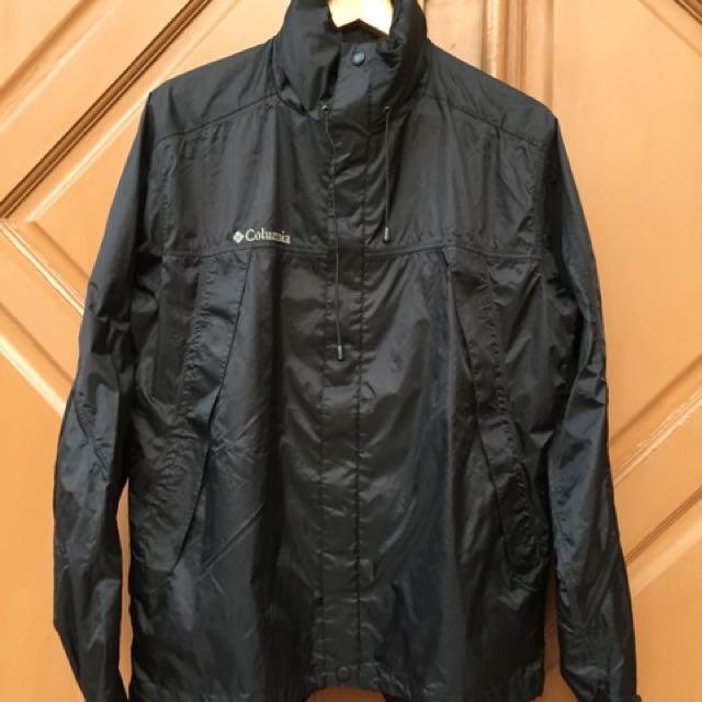 Columbia Jacket Outer Jaket Gunung Outdoor Motor