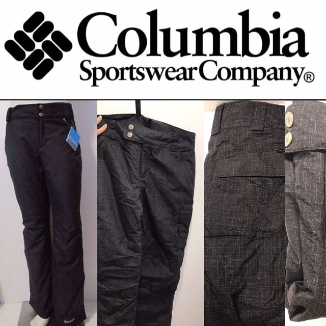 Columbia Sport Women's medium Snow Pants