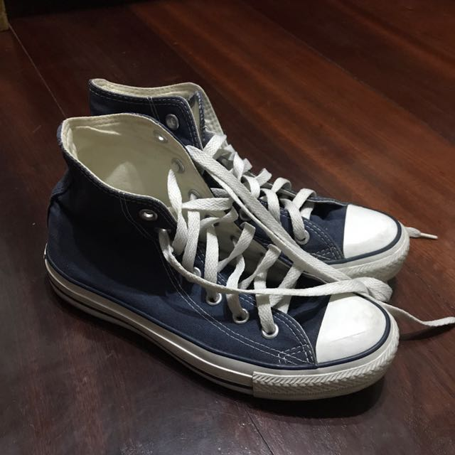 Converse Blue High Top