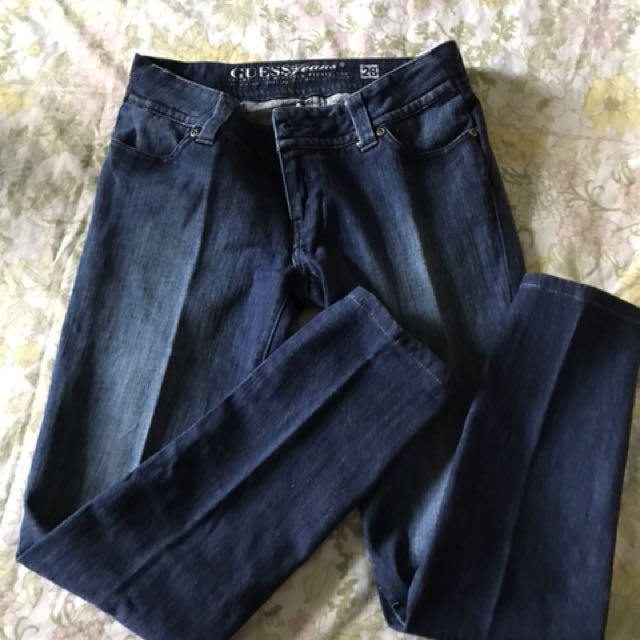 Dark maong pants