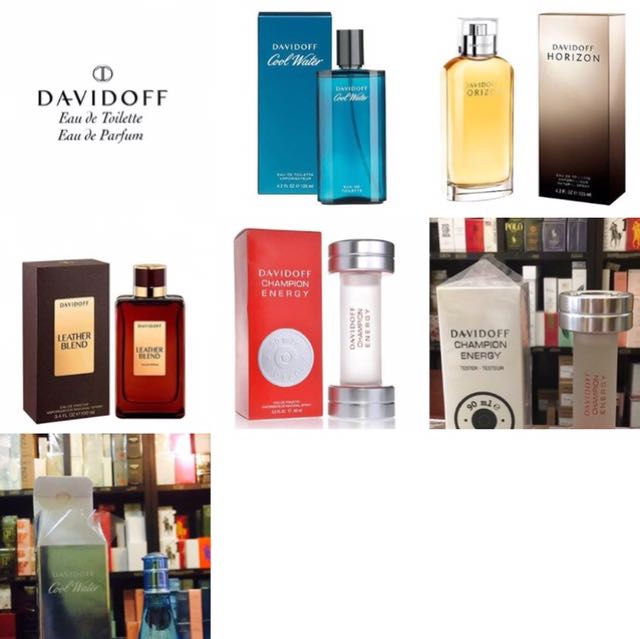 Davidoff Authenticusperfume Health Beauty Perfumes Nail Care