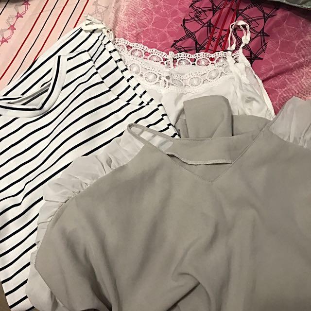 Dress: 3 for 280