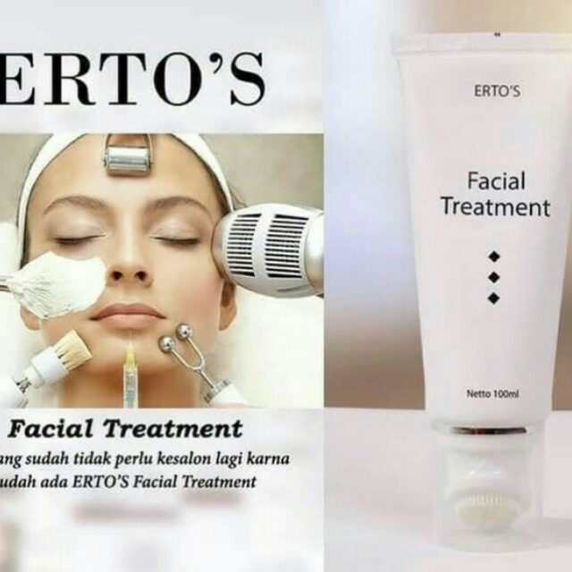 ERTO'S Facial Treatment