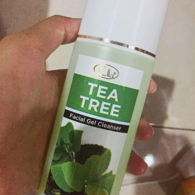 Facial Wash Tea Tree (Skin Care)