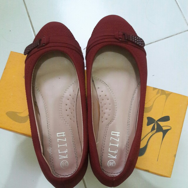 Flat shoes keiza