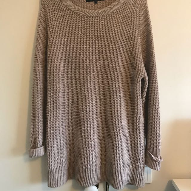 FRENCH CONNECTION Oversized Knit Jumper