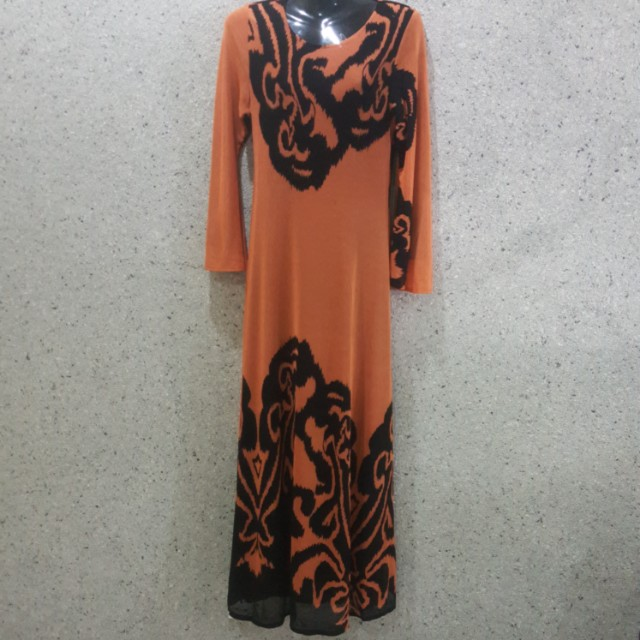 Gorgeous Jubah Dress