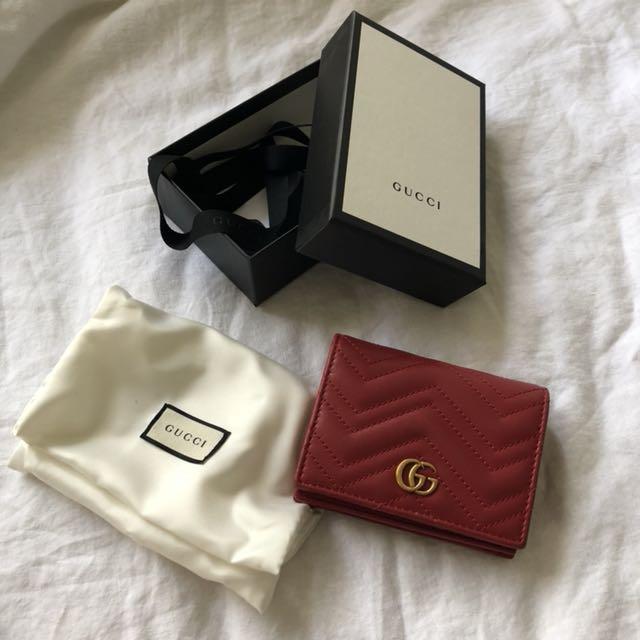 Gucci Marmount wallet