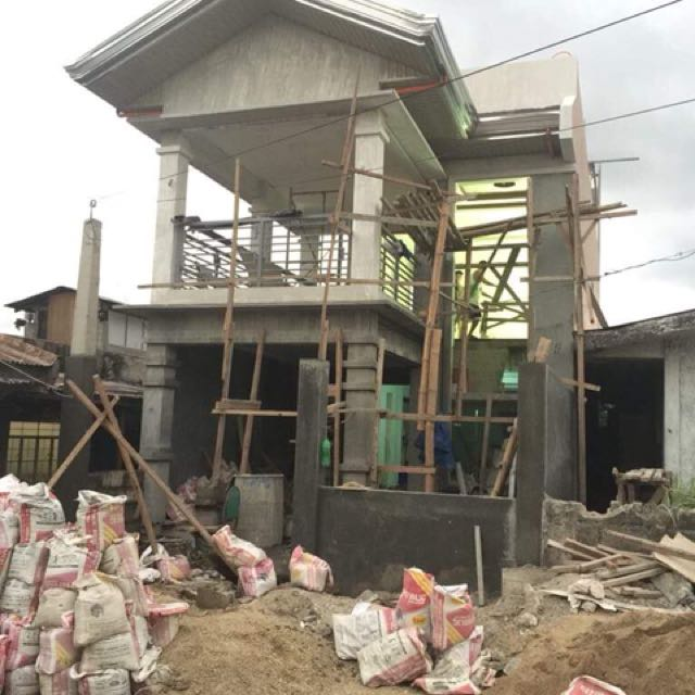 House construction for less