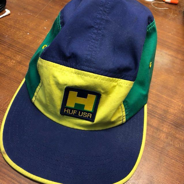 Huf五分割帽